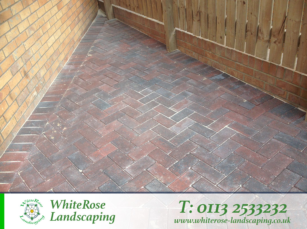 At Whiterose Landscaping we specialise in drives and block paving Morley West Yorkshire