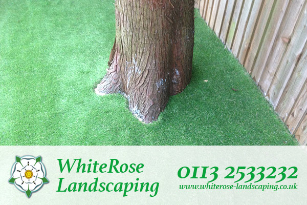 Whiterose Landscaping for artificial grass supply and fitting in Morley