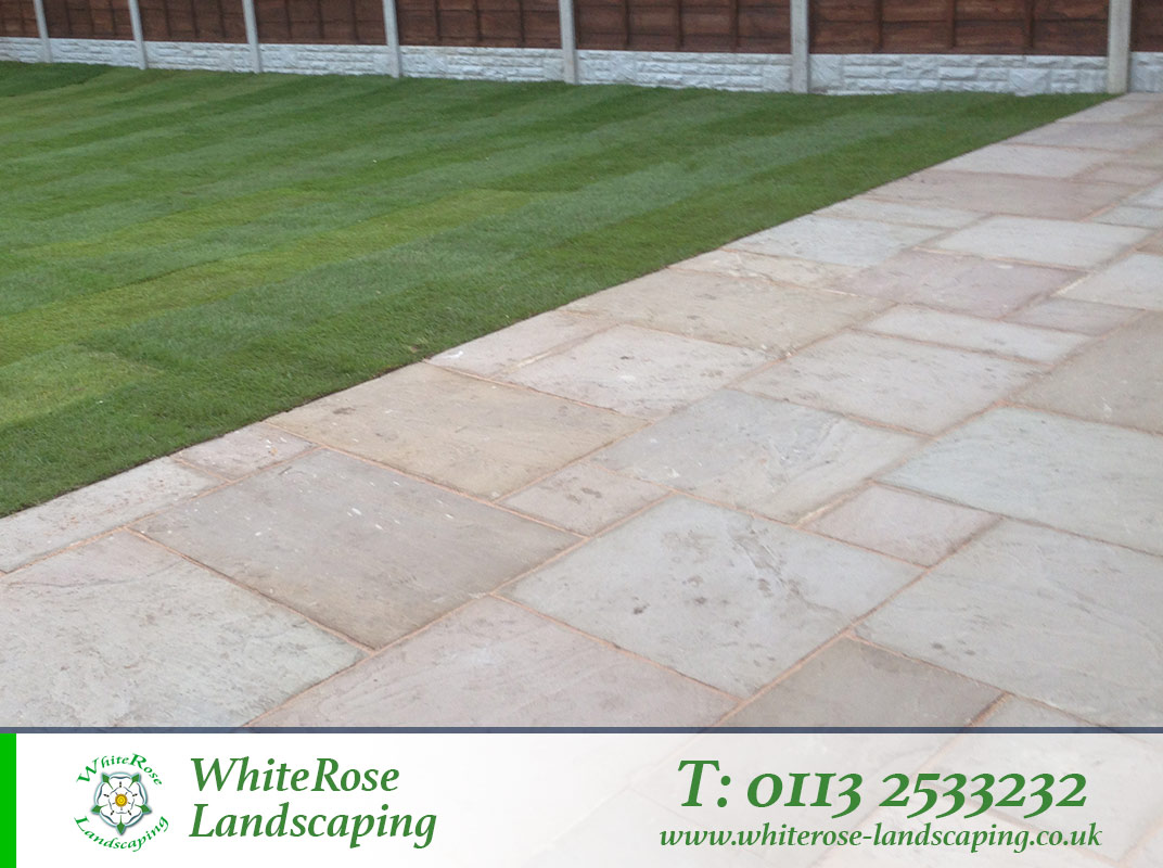 Whiterose Landscaping for brilliant paving and patios in Morley Leeds