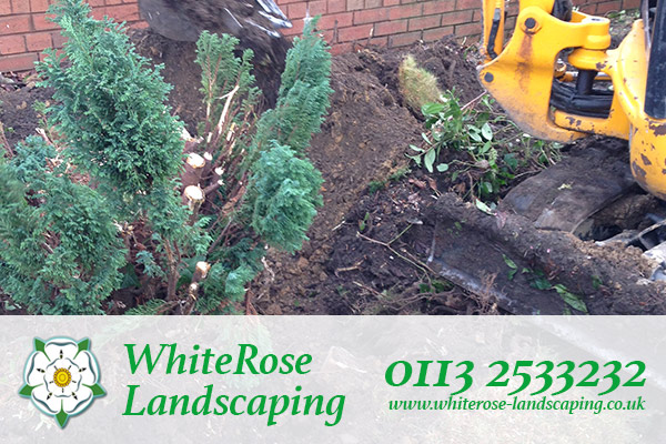 Whiterose Landscaping garden clearances in Morley