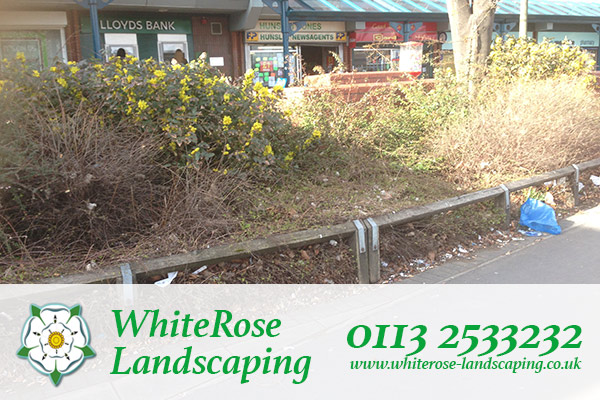 Whiterose Landscaping professional garden maintenance in Morley